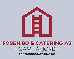 CAMP ÅFJORD – Fosen Bo og Catering AS Logo